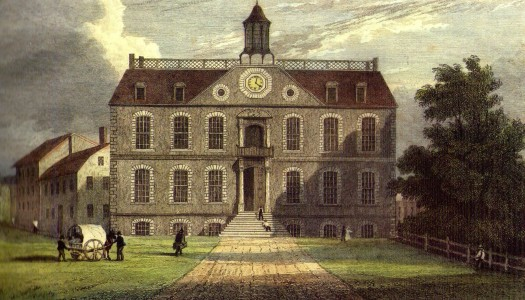 Providence's Merchants Influence the State to Ratify the U.S. Constitution in 1790