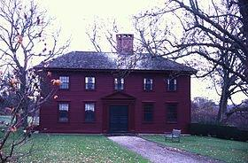 Whitehall House in Middletown, once leased by Silas Cooke