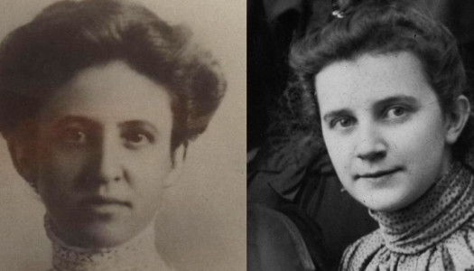Gertrude Johnson and Mary Wales: Two Trailblazers in Rhode Island Education