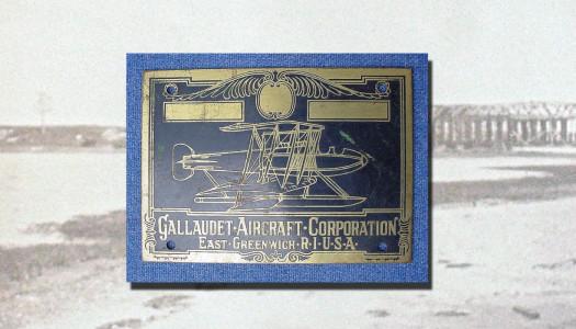 Edson F. Gallaudet – A Rhode Island Aircraft Pioneer