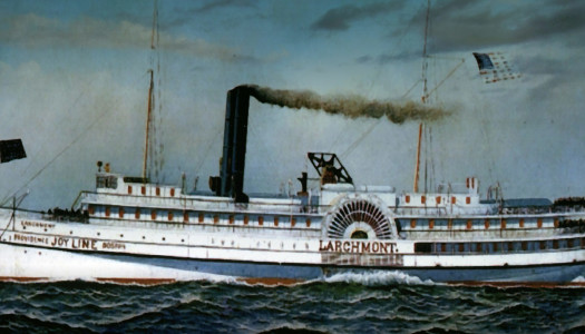 The Larchmont Disaster Off Block Island, Rhode Island's Titanic