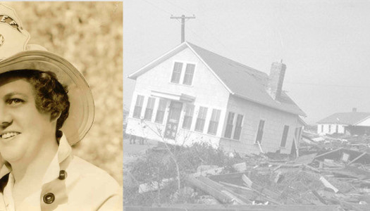 The Hurricane of 1938: An Oral History Told by Nancy Allen Holst,  Forest Fire Warden and Pilot Part I: The Devastating Damage She Witnessed