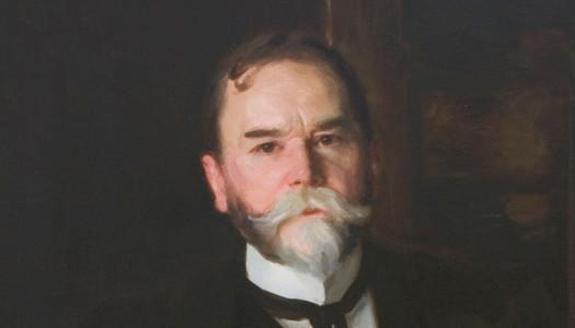 John M. Hay at Brown University