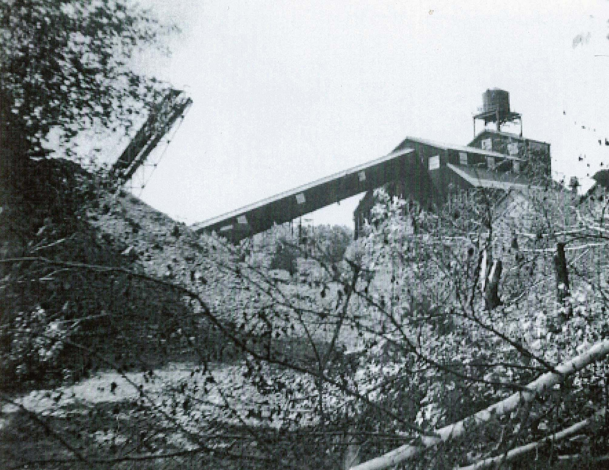 How Curious! A Coal Mine in Cranston - Online Review of