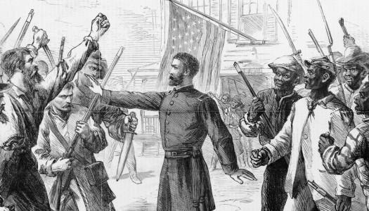 A Rhode Islander in the Freedmen's Bureau
