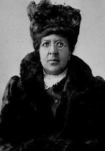 Dr. Harriet Alleyne Rice, 1916
