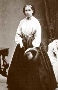 Photograph of Katharine Prescott WormeleyStatue (www.civilwarwomenblog.com)