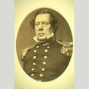 Matthew Calbraith Perry, c. 1854 (National Portrait Gallery)