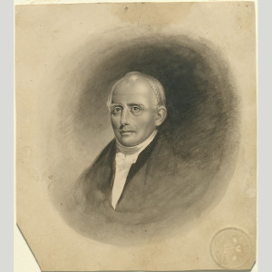 Samuel Slater, by James Sullivan Lincoln, c. 1836 (National Portrait Gallery)