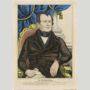 Thomas Wilson Dorr (National Portrait Gallery)