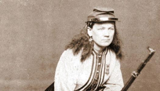 Kady Brownell: A Civil War Vivandiere
