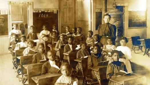 The End of School Segregation in Rhode Island