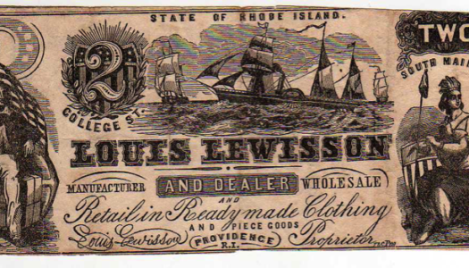 Rhode Island Advertising Currency