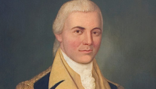 """Citizen"" James Varnum and His Fight for the Veterans of the Revolutionary War"