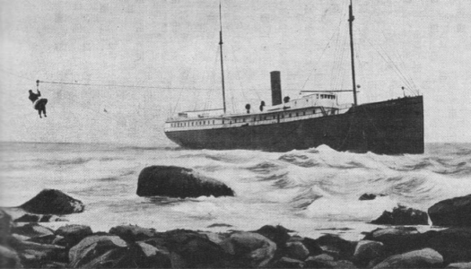 The Life Savers: Rhode Island's Forgotten Service, 1872-1914