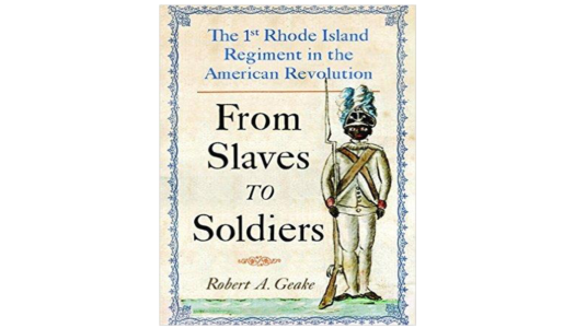From Slaves to Soldiers Book Review by Christian McBurney