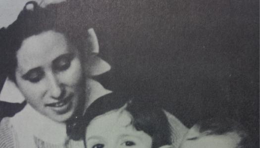 Judith Sternberg Newman, Holocaust Survivor, Builds a New Life in Richmond