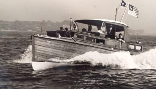 Growing Up at Spindrift on Narragansett Bay  in the 1930s and through World War II