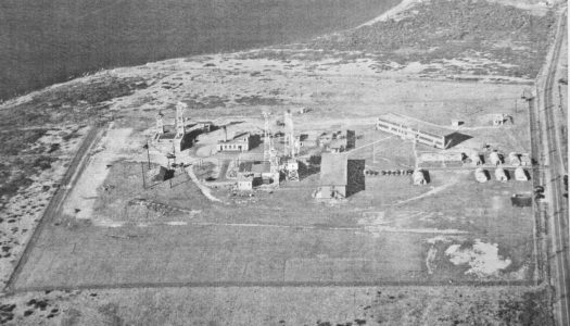 Beavertail's Top Secret Spraycliff Observatory During World War II