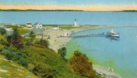 An Idyllic Sunday Afternoon on Prudence Island in 1906 and Then a Deadly Storm