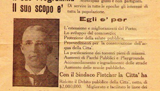 Rhode Island's Italian-American Political Pioneers