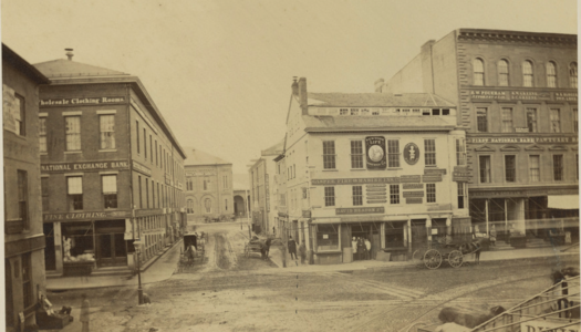 Francis Hacker, Providence Photographer in the 1860s