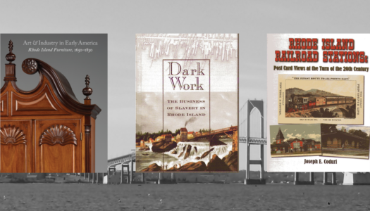 Some Recent Rhode Island History Books for the Holidays