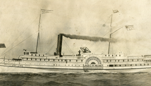 Rhode Island's Greatest Steamship Disasters