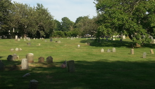 Separate and Sometimes Equal: African Burials in Colonial Newport