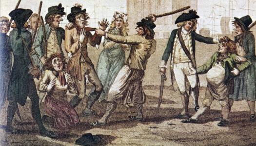Maritime Skirmishes in Narragansett Bay, 1763-1769